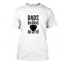 Dads with beards are better