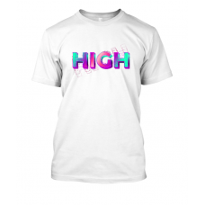 High unisex tshirt